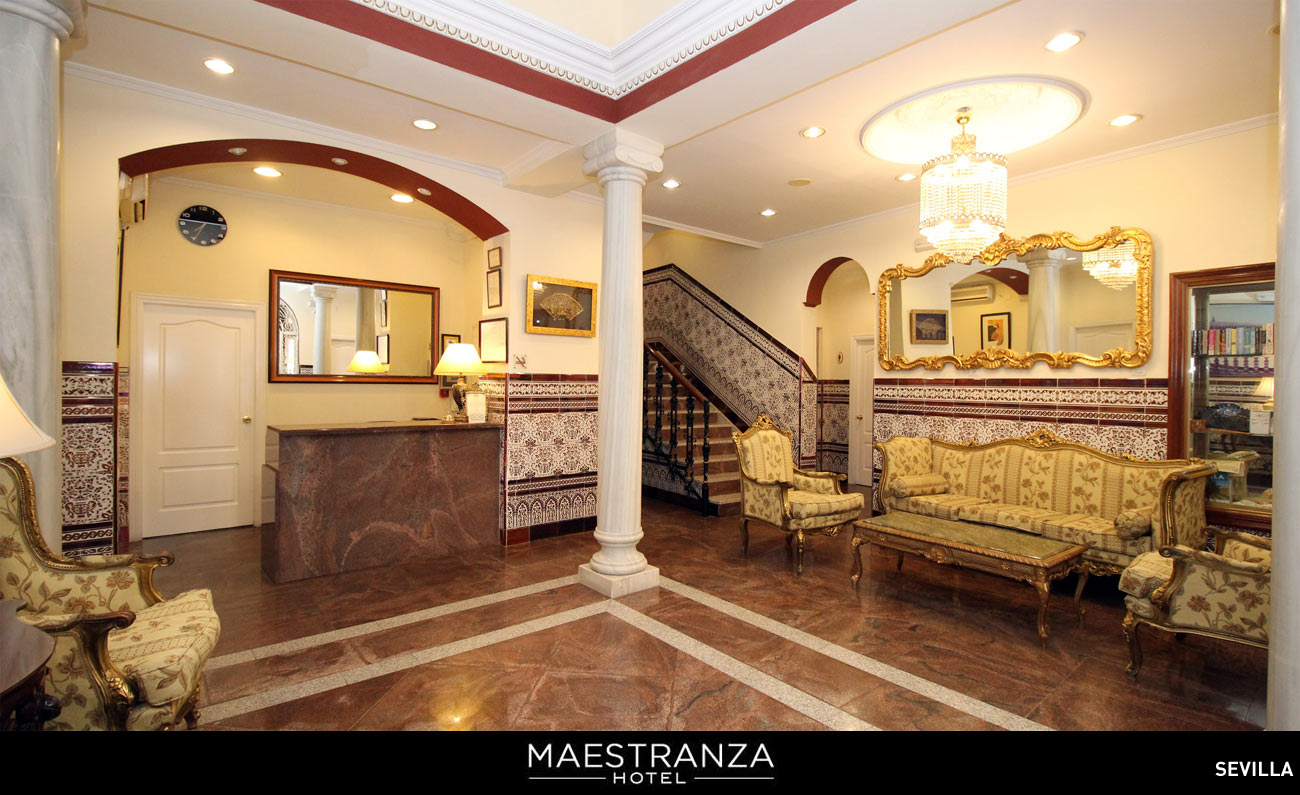 Hotel Maestranza Sevilla Hotel In The Center Of Seville