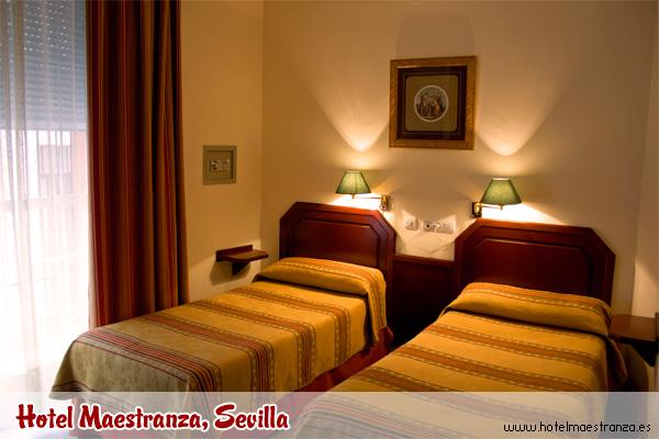 Hotel maestranza sevilla habitaciones en hotel en el for Habitaciones cuadruples en sevilla
