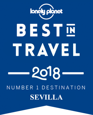 Sevilla: Mejor destino mundial para viajar en 2018 segun Lonely Planet